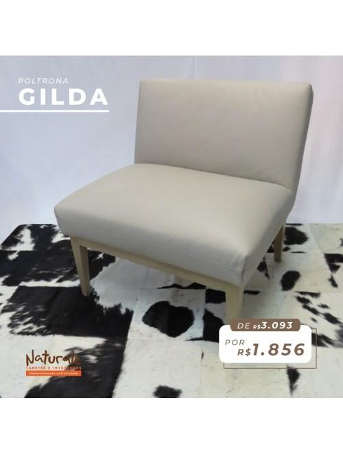 Poltrona Gilda