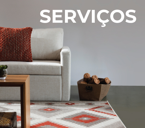 Serviços | Naturale Tapete